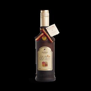 Licor De Chocolate Botella en Caja 500ml